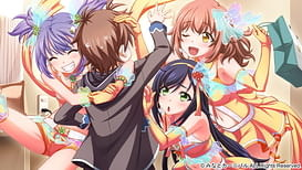 Cover Anekouji Naoko to Giniro no Shinigami - thumb 0   Download now!