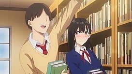 Cover Toshoshitsu no Kanojo Seiso na Kimi ga Ochiru made - The Animation 01 - thumb 0 | Download now!