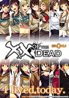 Cover XX of the Dead   Download now!