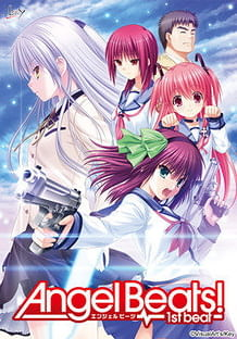 Cover Angel Beats!   Download now!
